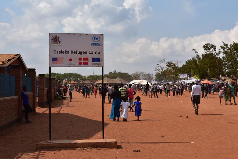 Tumaini Festival 2018, Dzaleka, Dowa in Malawi
