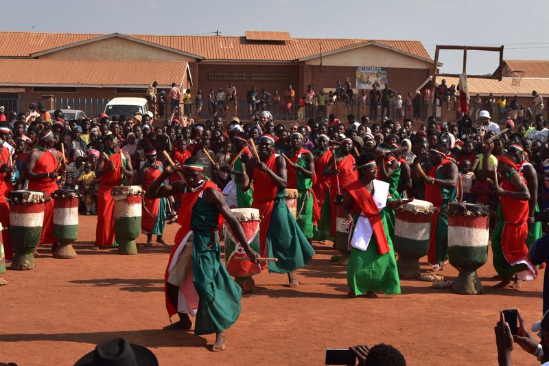 Tumaini Festival Dzaleka Dowa Malawi