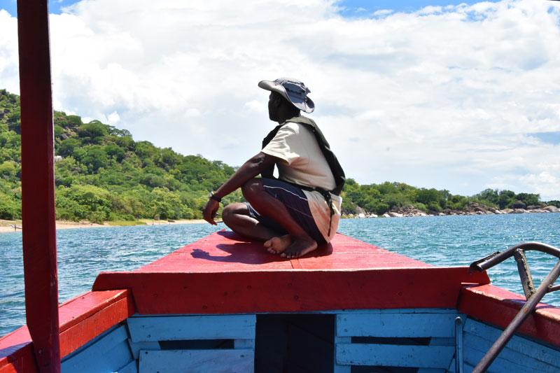 a boat tour operator in Cape Maclear