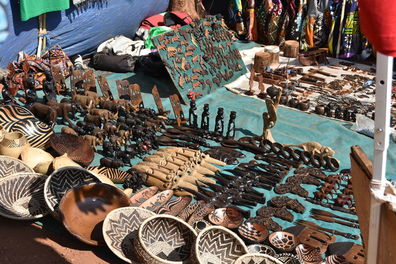 local craftsmen could benefit from a corporate mentorship programme